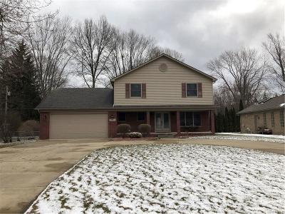 Livonia Single Family Home For Sale: 20098 Sunset St