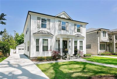 Birmingham Single Family Home For Sale: 652 Bloomfield Crt