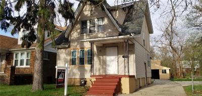 Detroit Single Family Home For Sale: 20006 Fleming St