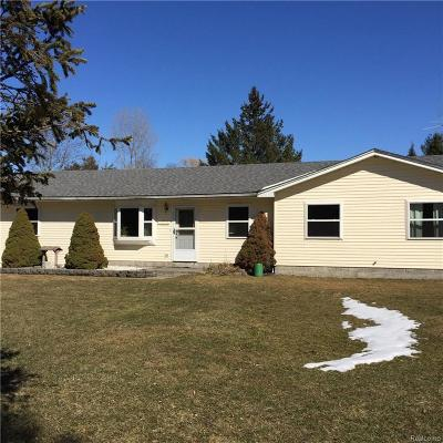 St. Clair Single Family Home For Sale: 1715 S Allen Rd