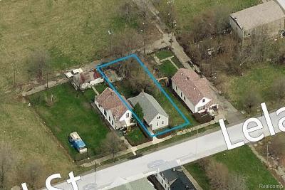 Detroit Single Family Home For Sale: 2273 Leland St