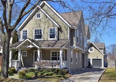 Birmingham Single Family Home For Sale: 883 Emmons Ave