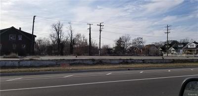 Detroit Residential Lots & Land For Sale: 8503 Livernois Ave