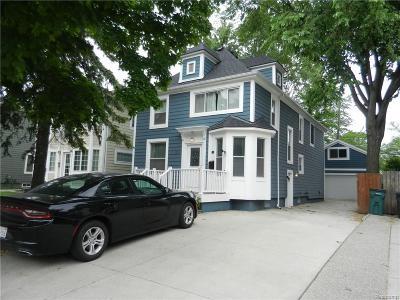 Birmingham Single Family Home For Sale: 1031 E Fourteen Mile Rd