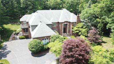 Rochester Hills Single Family Home For Sale: 1541 Scenic Hollow Dr