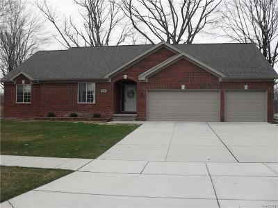 Fort Gratiot Single Family Home For Sale: 3681 S Athanasia Way