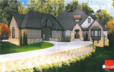 Franklin Single Family Home For Sale: 26900 Crestwood Dr