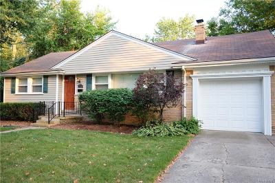 Birmingham Single Family Home For Sale: 2046 Yorkshire Rd