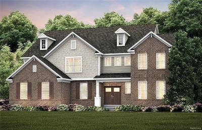 Lake Orion Single Family Home For Sale: 950 Longspur Blvd
