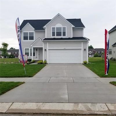 Pontiac Single Family Home For Sale: 244 Tucker Dr