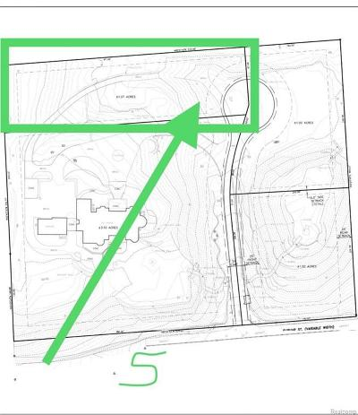 Wayne Residential Lots & Land For Sale: 5 Dubuar St