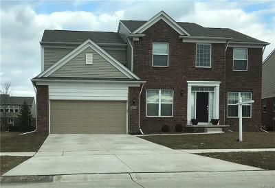 Macomb MI Single Family Home For Sale: $370,000