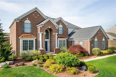 Troy Single Family Home For Sale: 1850 New Castle Dr