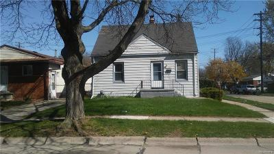 Center Line Single Family Home For Sale: 7307 Standard