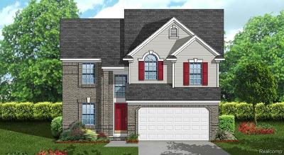 Westland Single Family Home For Sale: 8775 Oakridge Trail