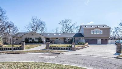 Dearborn Heights Single Family Home For Sale: 21300 Hickorywood Crt