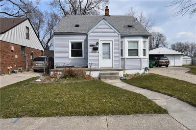 Eastpointe Single Family Home For Sale: 22788 Pleasant Ave