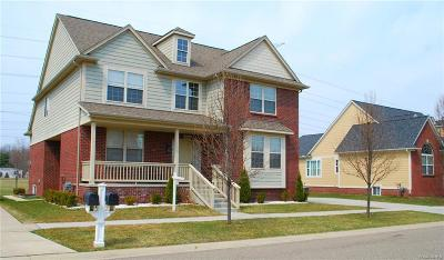 Shelby Twp Single Family Home For Sale: 49581 Golden Park Dr