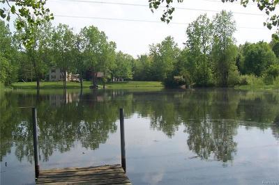Lapeer Residential Lots & Land For Sale: 2450 Morris Rd