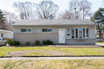 Taylor Single Family Home For Sale: 22931 Champaign St