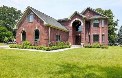 Troy Single Family Home For Sale: 1523 Rockfield Dr