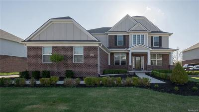 Canton Single Family Home For Sale: 1923 Hickory Ridge Crt S
