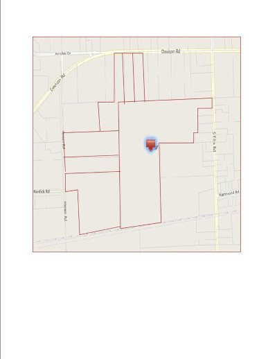 Lapeer Residential Lots & Land For Sale: S Elba