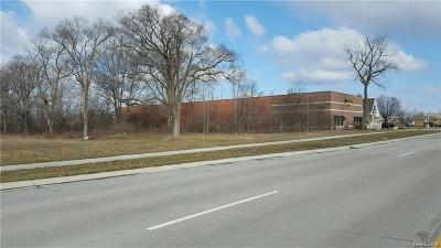 Macomb Residential Lots & Land For Sale: 49535 Hayes Road
