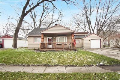 Farmington Hills Single Family Home For Sale: 21370 Purdue Ave