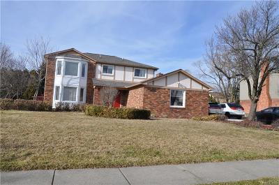 Troy Single Family Home For Sale: 958 Keaton Dr