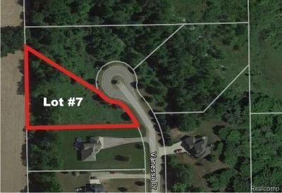 Oakland Residential Lots & Land For Sale: Vanessa Dr