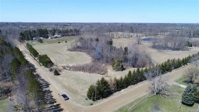 Lapeer Residential Lots & Land For Sale: McDowell Rd