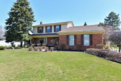 Troy Single Family Home For Sale: 82 Hampshire Dr