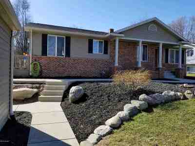 Oakland Single Family Home For Sale: 9201 Sherwood Dr