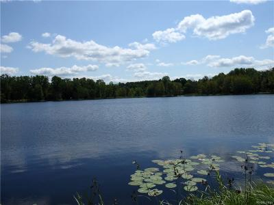 Lapeer Residential Lots & Land For Sale: Sunfish Dr