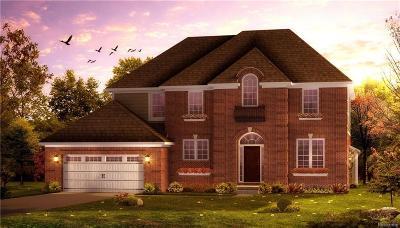 Oakland Single Family Home For Sale: 6563 Cambridge Cir