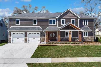 Royal Oak Single Family Home For Sale: 521 N Kenwood Ave