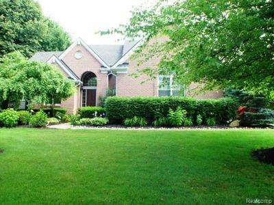 Oakland Single Family Home For Sale: 119 Prestwick Trl
