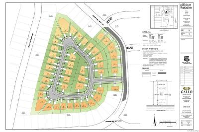 Sterling Heights Residential Lots & Land For Sale: 36095 English Dr