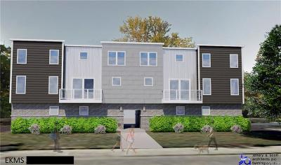 Royal Oak Condo/Townhouse For Sale: 4221 W Fourteen Mile Rd E