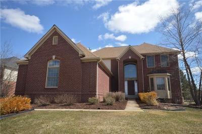 Rochester Single Family Home For Sale: 3566 Inverness