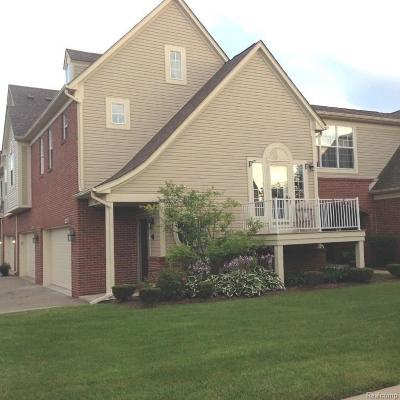 Sterling Heights MI Condo/Townhouse For Sale: $185,000