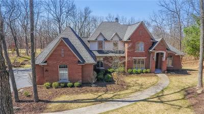 Clarkston Single Family Home For Sale: 5513 Avington Pkwy