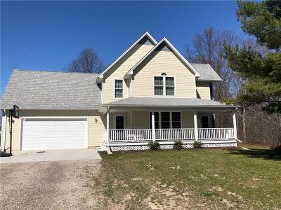 Single Family Home For Sale: 3388 King Rd