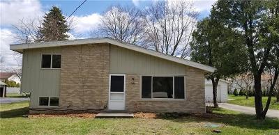 Belleville Single Family Home For Sale: 7225 Belleville Rd
