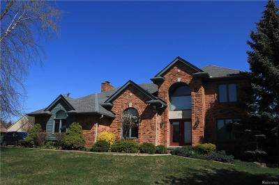 Troy Single Family Home For Sale: 1766 Greenwich Dr