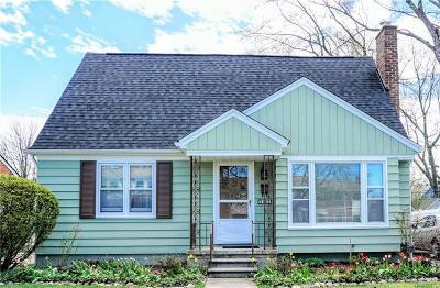 Royal Oak Single Family Home For Sale: 3163 Merrill Ave