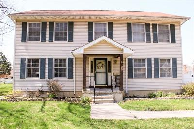 Dearborn Heights Single Family Home For Sale: 6335 Heyden St