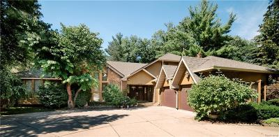 Farmington Hills Single Family Home For Sale: 25428 Witherspoon