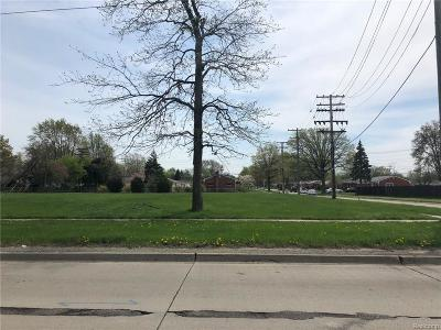 Warren Residential Lots & Land For Sale: 5064 E 9 Mile Rd